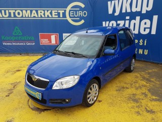 Škoda Roomster 1.4 TDi č.1