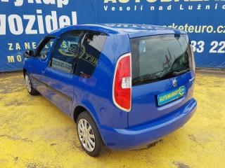 Škoda Roomster 1.4 TDi č.6