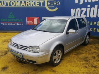 Volkswagen Golf 1.9 TDi 96KW 6-Kvalt č.1