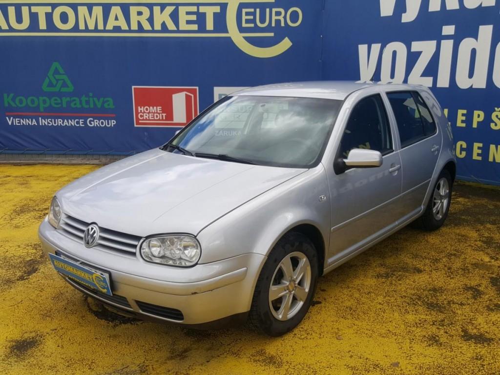 Volkswagen Golf 1.9 TDi 96KW 6-Kvalt