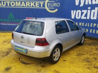 Volkswagen Golf 1.9 TDi 96KW 6-Kvalt č.4