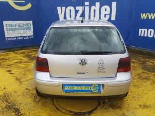 Volkswagen Golf 1.9 TDi 96KW 6-Kvalt č.5