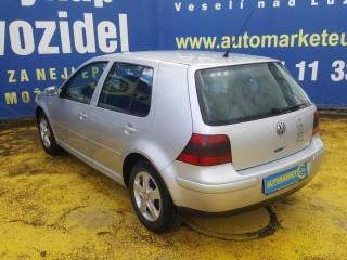 Volkswagen Golf 1.9 TDi 96KW 6-Kvalt č.6