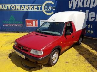 Škoda Felicia Pick-Up 1.3mpi Eko zaplaceno č.1