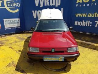 Škoda Felicia Pick-Up 1.3mpi Eko zaplaceno č.2