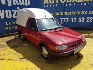 Škoda Felicia Pick-Up 1.3mpi Eko zaplaceno č.3