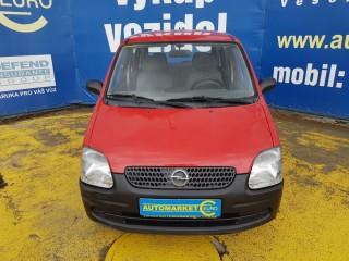 Opel Agila 1.0i č.2