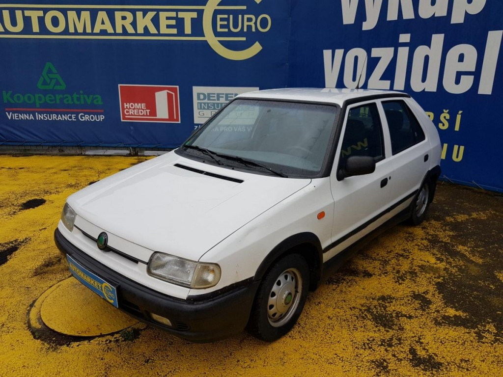 Škoda Felicia 1.3 50kw