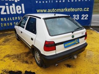 Škoda Felicia 1.3 50kw č.4