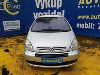 Citroën Xsara Picasso 1.6i 80KW 1. Majitel č.2