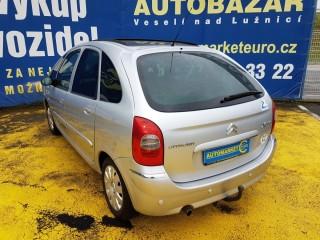 Citroën Xsara Picasso 1.6i 80KW 1. Majitel č.4