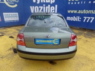 Volkswagen Passat 1.9 96Kw č.4