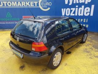 Volkswagen Golf 1.4 16v Klima č.4