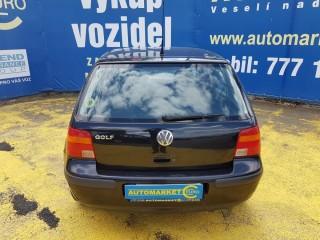 Volkswagen Golf 1.4 16v Klima č.5