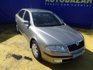 Škoda Octavia 1.6 MPi 1.Majitelka č.3