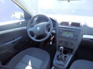 Škoda Octavia 1.6 MPi 1.Majitelka č.8