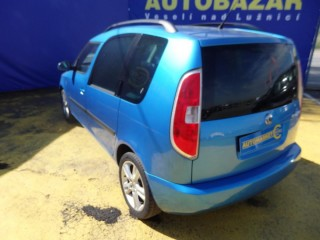 Škoda Roomster 1.6 16v S.Kniha 100% Km č.22