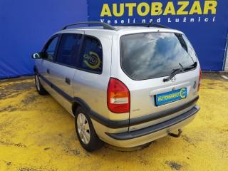 Opel Zafira 2.0 DTi č.4