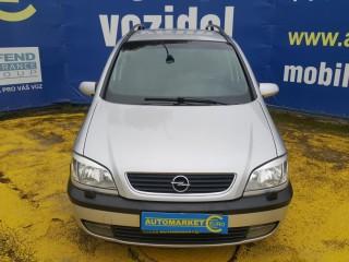 Opel Zafira 1.6 Lpg č.2
