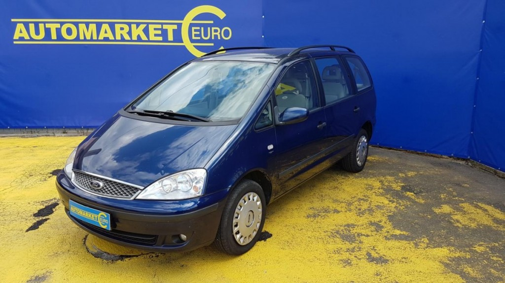 Ford Galaxy 1.9 TDi 96KW