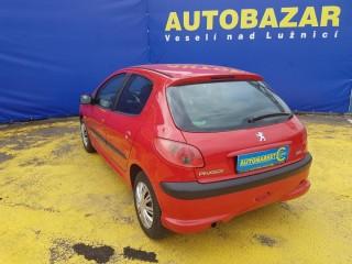 Peugeot 206 1.4i 55KW č.4