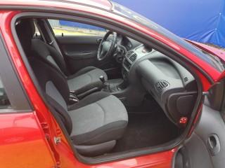 Peugeot 206 1.4i 55KW č.8