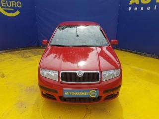 Škoda Fabia 1.2 47Kw č.2