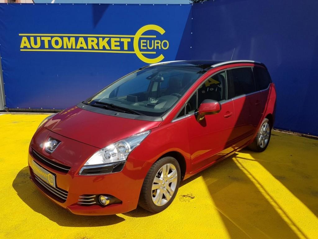 Peugeot 5008 2.0hDI 120kW AUTOMAT