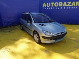 Peugeot 206 1.4 55KW č.2