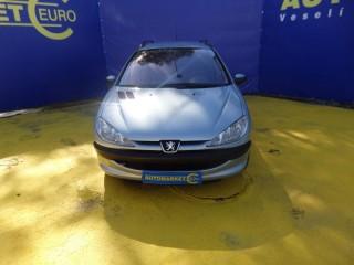 Peugeot 206 1.4 55KW č.3