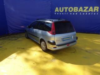Peugeot 206 1.4 55KW č.4