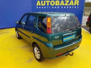 Subaru Justy 1.3i 69KW 4WD č.6