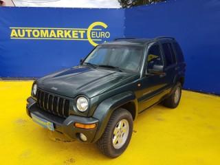Jeep Cherokee 2.5 Crdi Manuál č.1