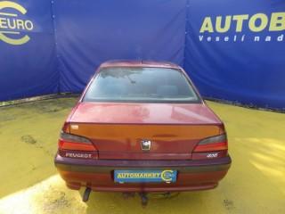 Peugeot 406 1.9 TD č.4