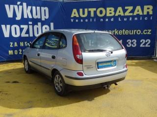 Nissan Almera Tino 2.2D č.5
