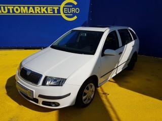 Škoda Fabia 1.4 Tdi č.1
