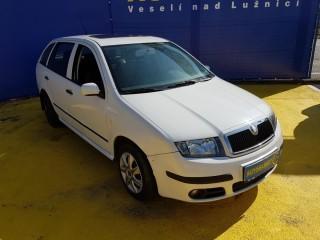 Škoda Fabia 1.4 Tdi č.3