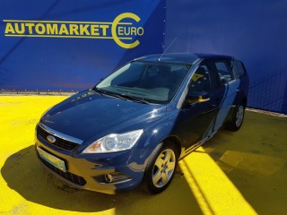 Ford Focus 1.6i 85KW GARANCE KM č.1