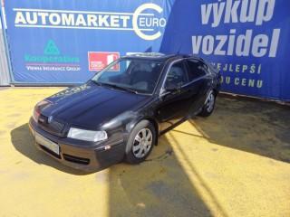 Škoda Octavia 1.6i 74KW Eko Uhrazeno č.1