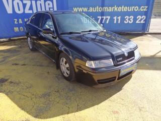 Škoda Octavia 1.6i 74KW Eko Uhrazeno č.3