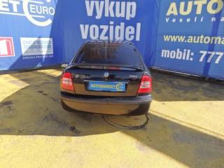 Škoda Octavia 1.6i 74KW Eko Uhrazeno č.4