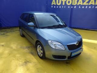 Škoda Fabia 1.4 16V 63KW č.1