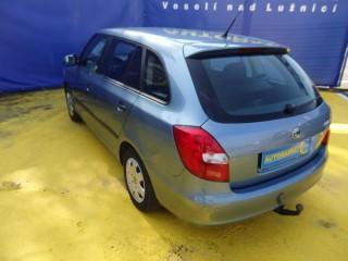 Škoda Fabia 1.4 16V 63KW č.5