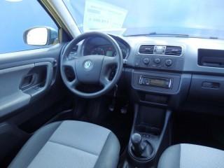 Škoda Fabia 1.4 16V 63KW č.8