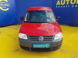 Volkswagen Caddy 1.9 TDi 1Maj. 100%Km č.2
