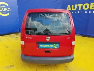Volkswagen Caddy 1.9 TDi 1Maj. 100%Km č.5