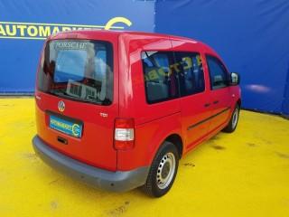 Volkswagen Caddy 1.9 TDi 1Maj. 100%Km č.6