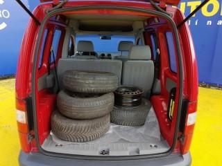 Volkswagen Caddy 1.9 TDi 1Maj. 100%Km č.15
