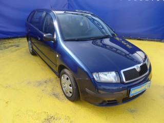 Škoda Fabia 1.2 47Kw Klima č.1