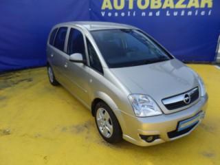 Opel Meriva 1.6 77Kw 1 majitel č.1